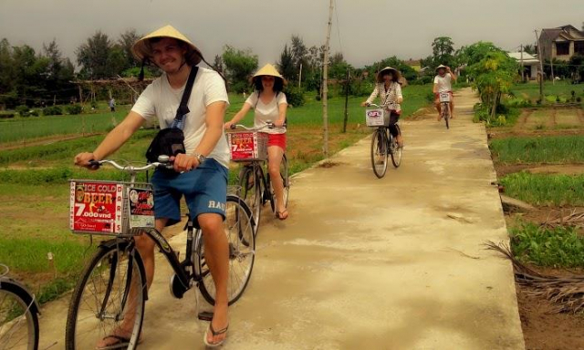 bicycle1 640x480 - DA NANG & HOI AN SHORE EXCURSIONS