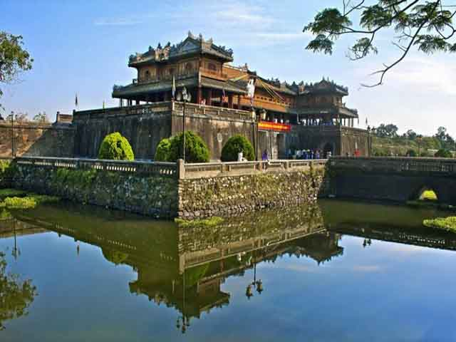 Dai Noi in Hue ancient capital - The weather in Hue City, Vietnam